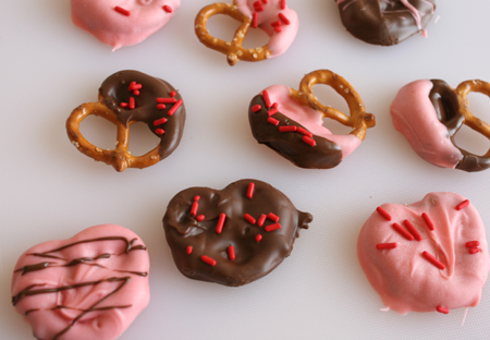 Easy to make Valentine's Day recipe for all ages