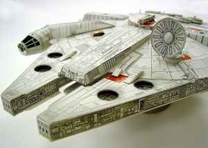 Image by SF Movie Paper Craft
