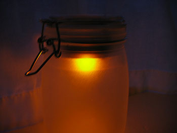 Solar Powered Home Made Sun Jars
